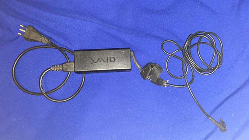 Carregador Para Notebook Sony Vaio - 19.5v (original)