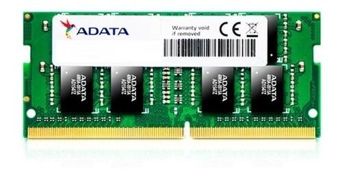 Memoria 8gb Adata Ddr4 2666hz Sodim Am1p26kc81-baas Oem