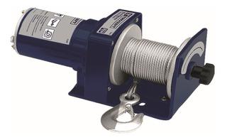 Winche Eléctrico 12v 750 Lb / 340 Kg Tc5260 Toolcraft