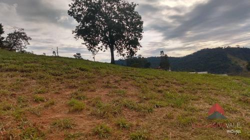 Imagem 1 de 20 de Terreno À Venda, 1072 M² Por R$ 172.800,00 - Reserva Fazenda São Francisco - Jambeiro/sp - Te0858