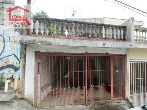 Imagem 1 de 29 de Sobrado Residencial À Venda, Jaraguá, São Paulo. - So0639