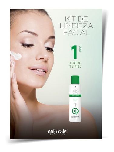 Kit De Limpieza Facial  Crema De Limpieza Piel Seca