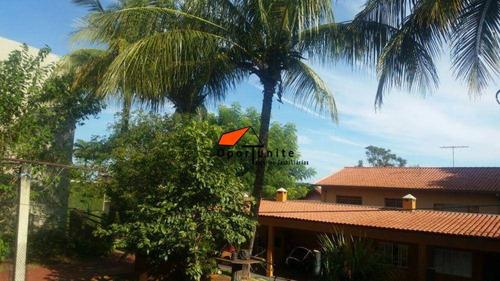 Casa 3 Dormitórios Com Suíte À Venda, Jardim Recreio, Ribeirão Preto. - Ca0490