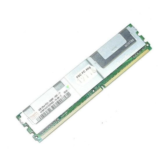 Memoria Ram Hp 398708-061 4gb Ddr2 667mhz Pc2-5300f Fb-dimm