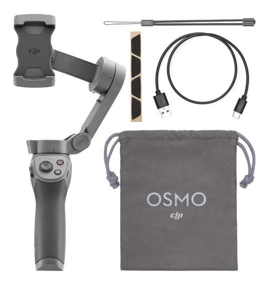 Gimbal Osmo Mobile 3 Combo Com Nota Fiscal Eletrônica Nf-e