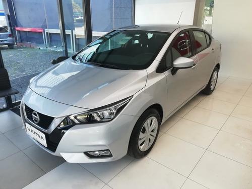 Nissan New Versa Sense Cvt Entrega Inmediata