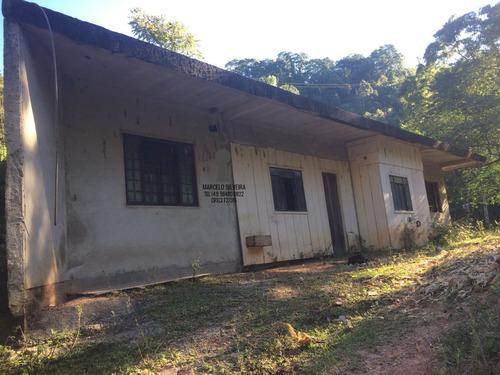 Chácara A Venda No Bairro Centro Em Bocaiúva Do Sul - Pr.  - 420-1