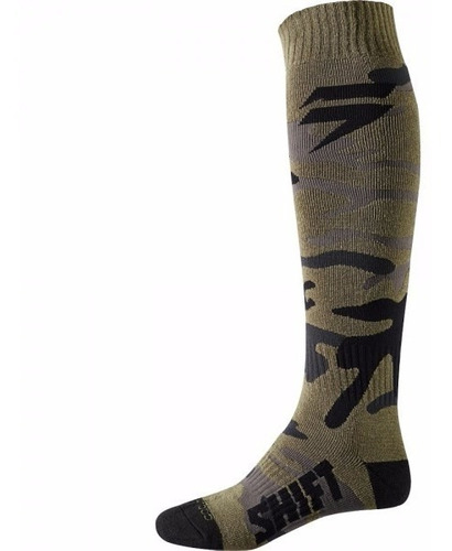 Medias Whit3 Level Sock Shift #19331429