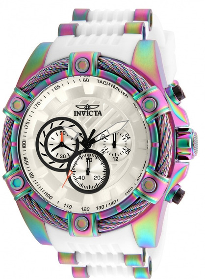 Relógio Invicta Bolt 25530 Furta Cor Original C/ Nota Fiscal