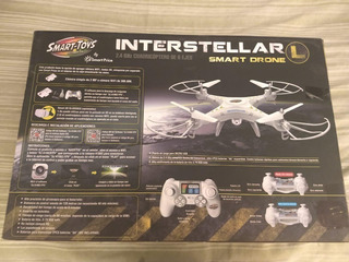 Drone Interstellar De Smart-toys Con Cámara