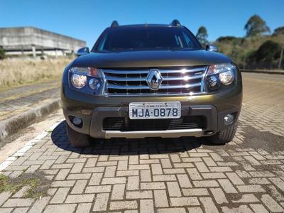 Renault Duster 2.0 16v Dynamique 4x4 Hi-flex 5p 2012
