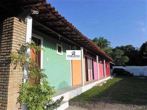 Chácara Com 8 Dorms, Barra Do Jacuípe, Camaçari - R$ 1.5 Mi, Cod: 61700 - V61700