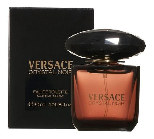 Perfume Versace Crystal Noir 30ml Original