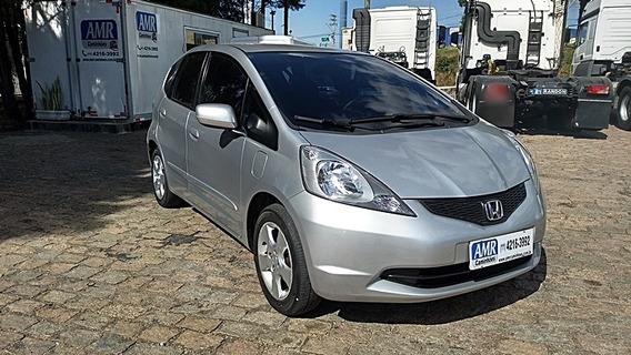 Honda Fit Lxl Automático Revisado Pneus Novos Baixo Km