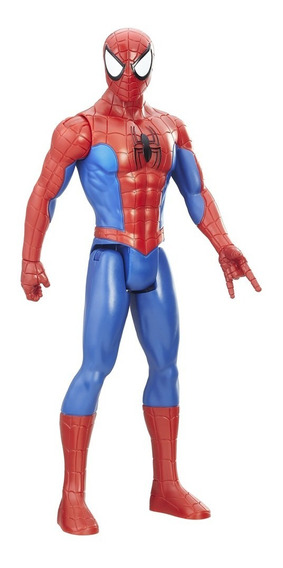 Boneco Articulado - 30 Cm - Disney - Marvel - Spider-man - H