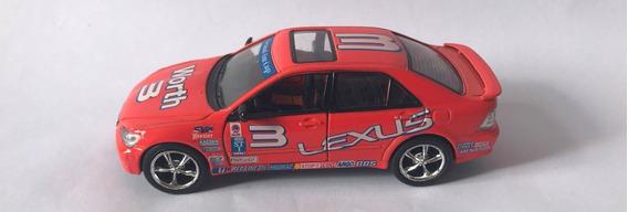 Lexus Is 300 - Escala 1/33 - Miniatura Colecionável