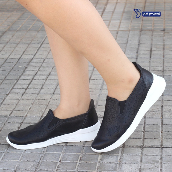 Tenis Slip On Piccadilly 970038