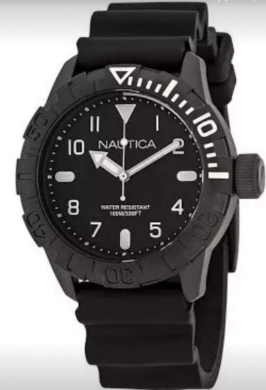 Relógio Nautica All Black Original
