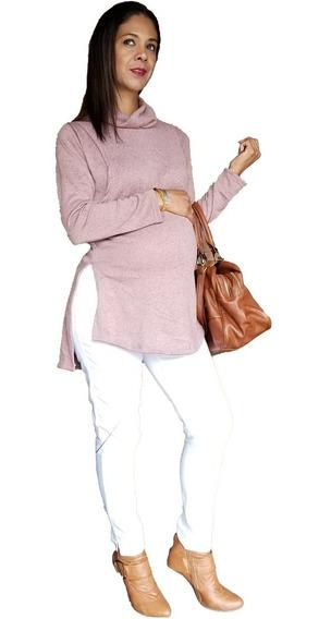 Blusa De Lactancia Y Embarazo Ropa Maternidad- Valentina