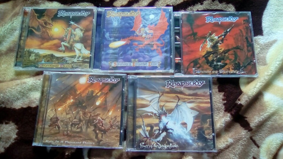 Rhapsody Esmerald Sword Saga