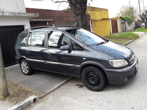 Chevrolet Zafira 2007 Precio Charlable