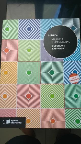 Livro Química Volume 1 Química Geral Usberco