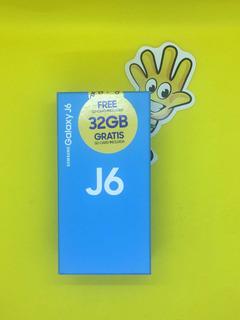Celular Samsung Galaxy J6 32 Gb Enr63684