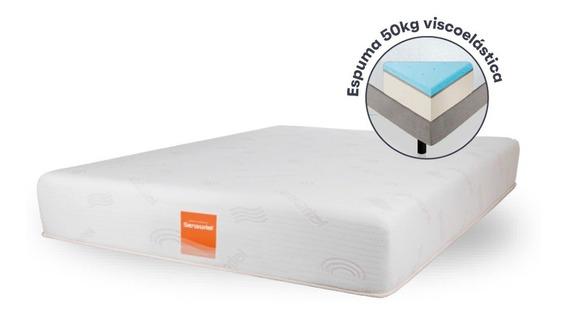 Colchón Sensorial 200 X 200 Espuma Viscoelástica 50 Kg/m3