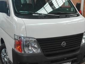 Nissan Urvan 17 Pasajeros