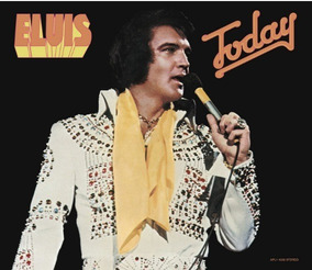 Elvis Presley - Today (legacy Edition) 2 Cd, Digipack