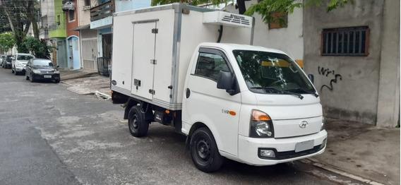Hyundai Hr 2013 Bau Refrigerado -8ºc