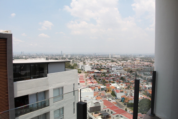 Departamento En Renta Cerca De Parque Metropolitano