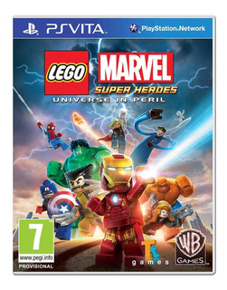 Lego Marvel Super Heroes Universe In Peril - Ps Vita