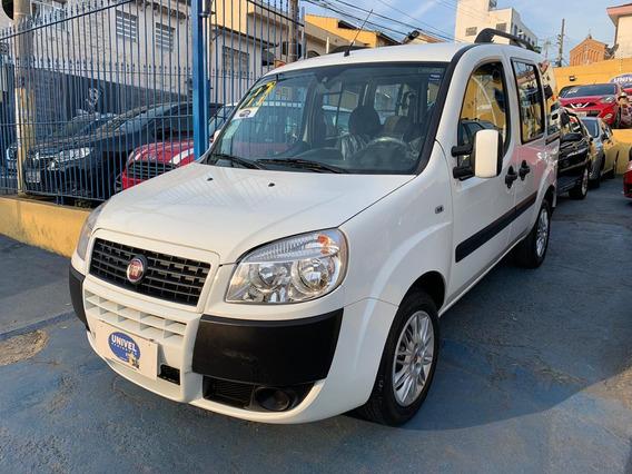 Fiat Doblo 1.8 Essence!!! Completa!!! 7 Lugares!!!