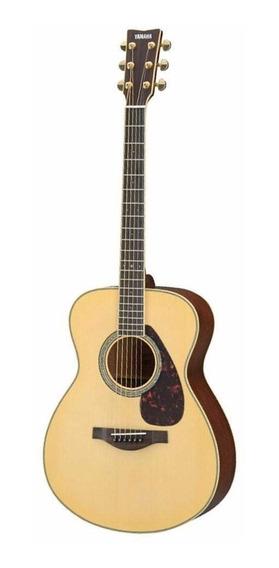 Violão Eletro Acústico Yamaha Ls6m Are Cheiro De Música