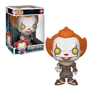 It: Chapter 2 Pennywise With Boat 10-inch Pop! Funko