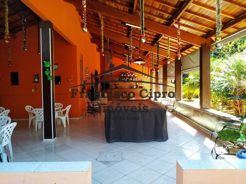 Chácara À Venda No Bairro Bom Jardim I - Guaratinguetá/sp - Ch092