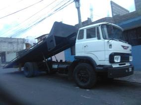 Se Vende Camion Con Plataforma Autocargable