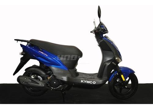 Kymco Agility 125 0km Solo Con Dni