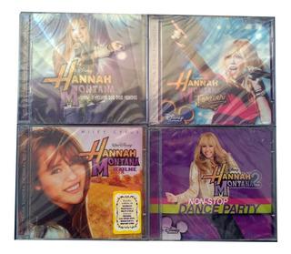 Hannah Montana - 4 Unidades
