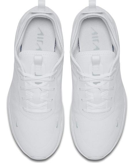 Tenis Nike Air Max Dia Blanco # 23.5 Al 25 Cm 100% Original