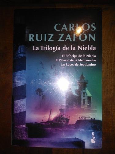 Trilogia De La Niebla Carlos Ruiz Zafón Envio Gratis Mercado Libre