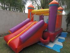 Alquiler De Inflables Y Plaza Blanda