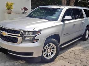 Chevrolet Suburban 2wd En Piel Blindada Nivel V