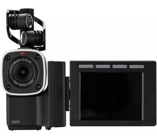 Zoom Q4 Grabador De Video Full Hd Audio Profesional