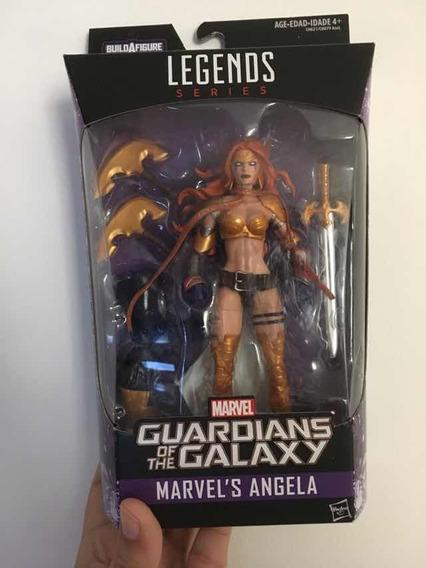 Angela - Guardiões Da Galáxia Marvel Legends (titus Baf)
