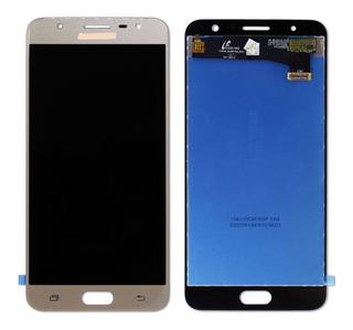 Tela J7 Prime Lcd Display E Touch G610 Nova Encaixe Perfeito