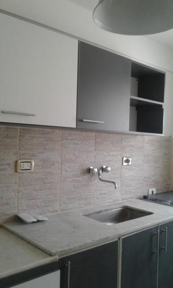 2 Amb 60m2 Cocina Cdor Diario-lav-jardin- Living