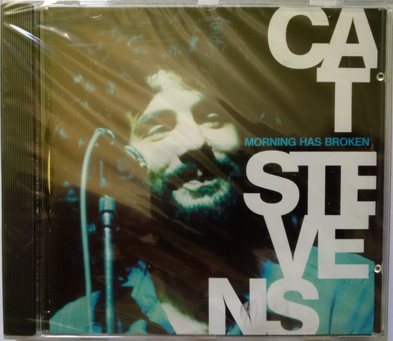 Cd Cat Stevens - Morning Has Broken (lacrado E Importado)