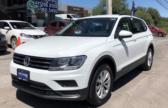 Volkswagen Tiguan Trendline Plus At Blanco 2018
